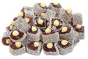 Kakaolu Fındıklı Lokum